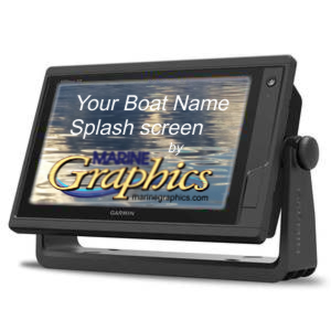 Custom Garmin Splash Screen