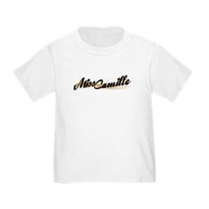 Toddler Cotton T-shirt