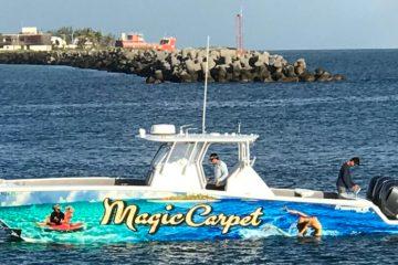 Magic Carpet in Nassau