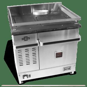 Dickinson Pacific - Diesel Cooker