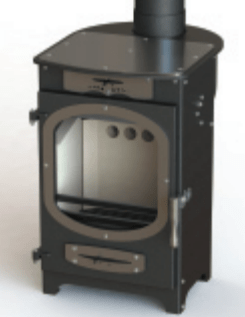 Charlton & Jenrick Go Eco Adventurer Stove Only