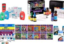 Photo of Marine Aquarium Test Kits