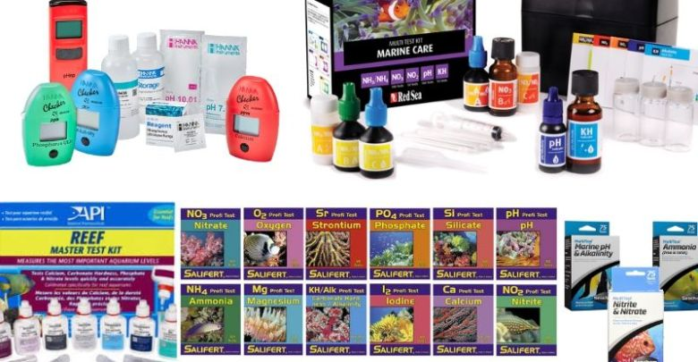 Marine Aquarium Test Kits