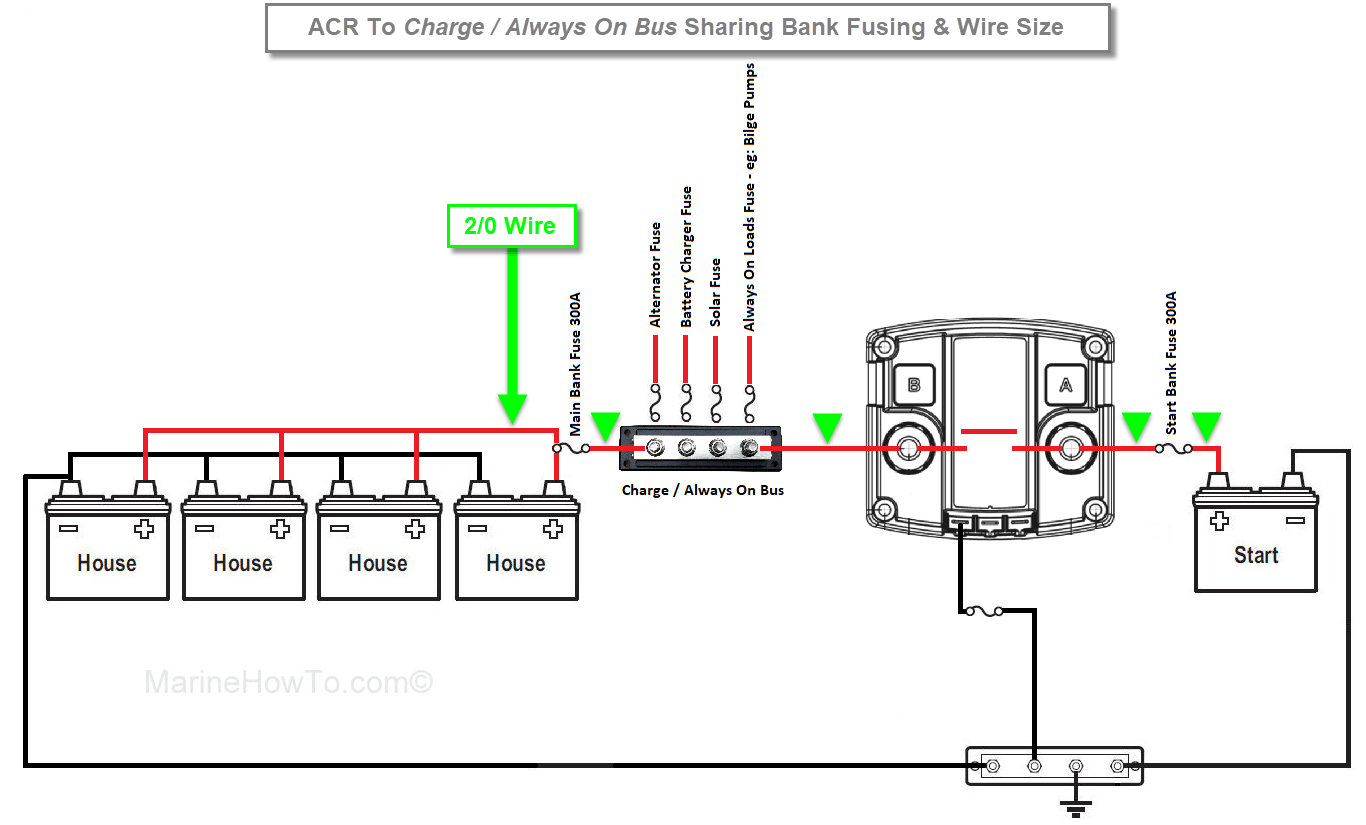 Bep Marine Battery Switch Wiring Diagram