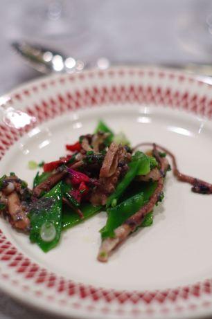 repas armand arnal salade pouple nespresso marineiscooking