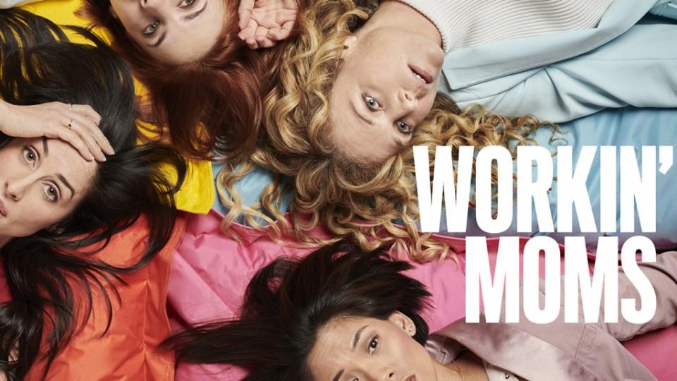La série workin Mom sur Netflix