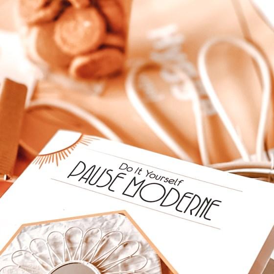 Pause Moderne : La box Do It Yourself