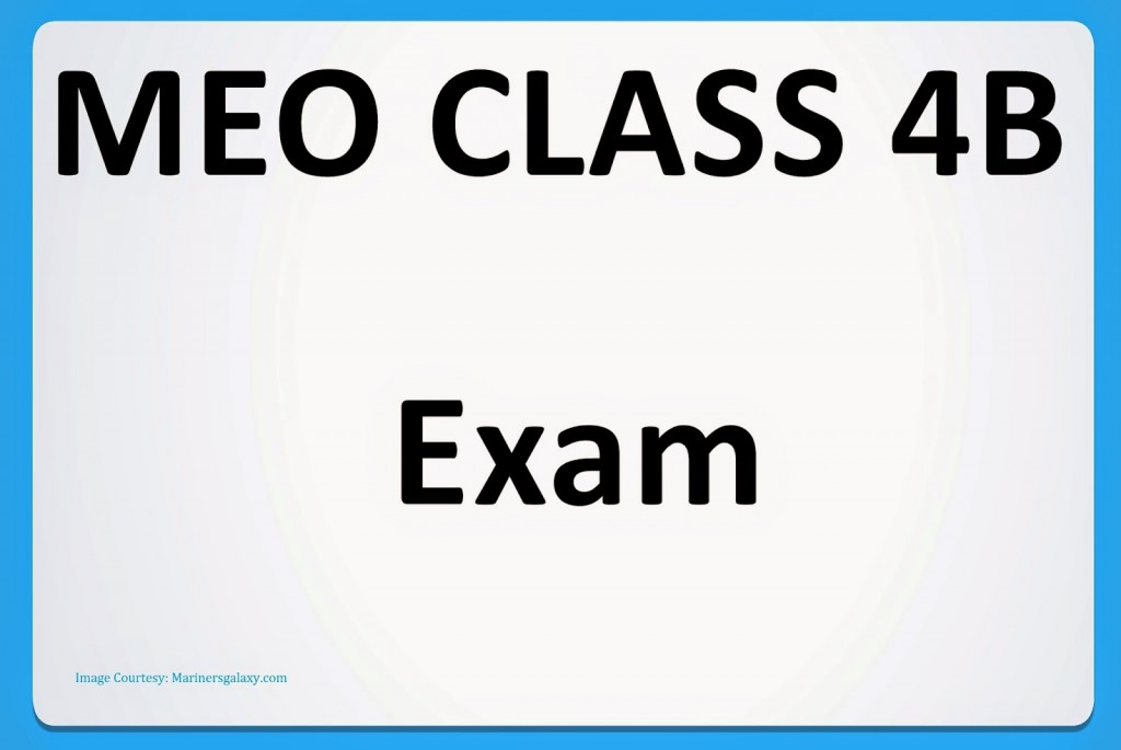 MEO Class 4 Exam, Eligibility, Booking, Results and Syllabus