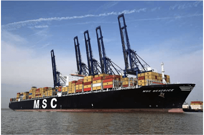 MSC Shipping Line Interview Questions-for cadets