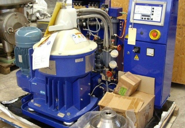 centrifugal purifier
