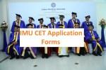 IMU CET 2019 application form | IMU CET 2019