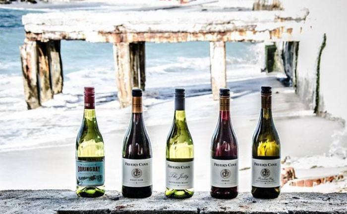 Fryers Cove wines