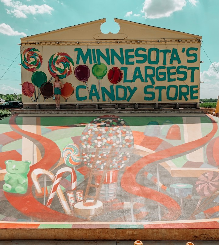 SBL #6: Candy Store