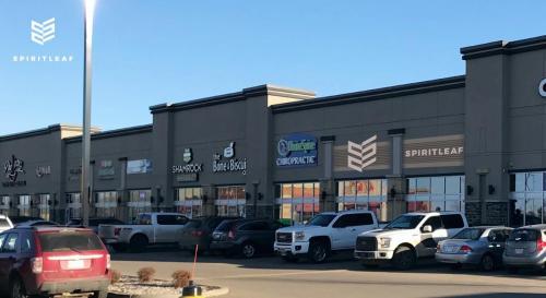 Plaza storefront rendering