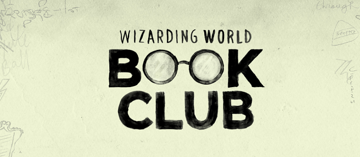 Wizarding World Book Club - Il était une maille
