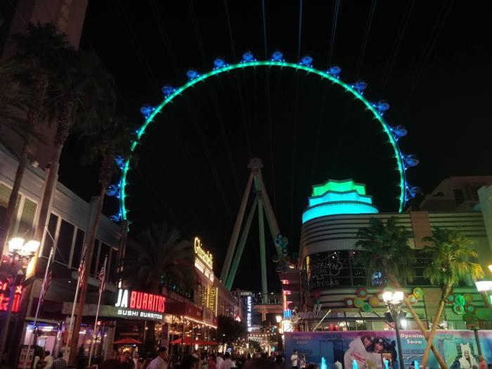 Grande roue Las Vegas
