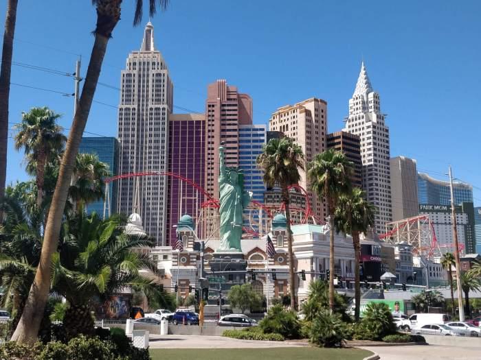Un bout de New York à Las Vegas