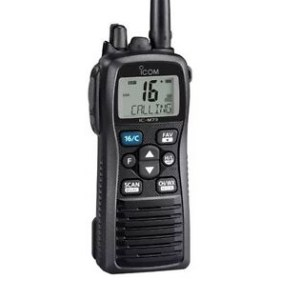 Icom M-73 VHF Transceiver