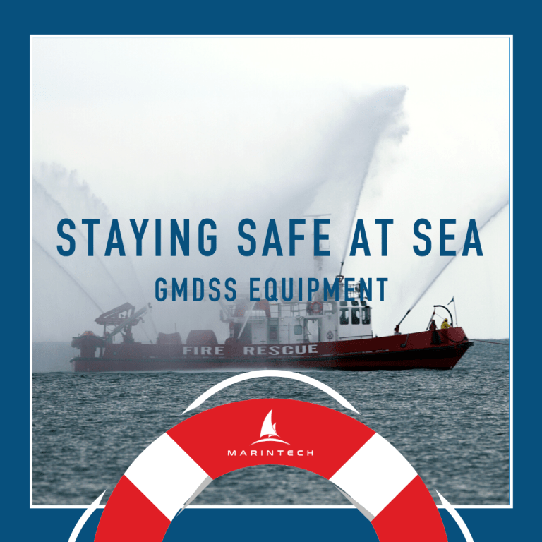 Read more about the article Staying Safe at Sea – Introduction to GMDSS