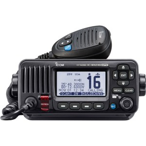 Icom M-424G VHF Fixed Mount Transceiver