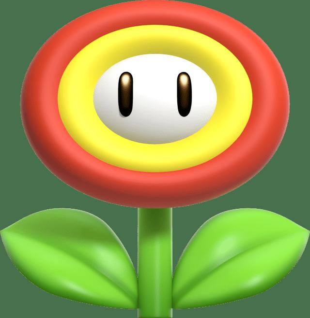 Fire Flower - Super Mario Wiki, the Mario encyclopedia