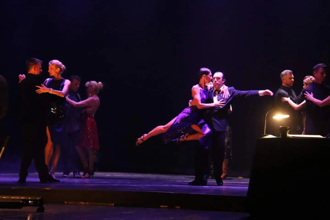 lekcje tango poznań