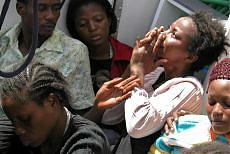 migranti eritrei sopravvissuti
