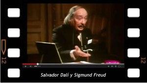 Sigmund Freud en la obra de Salvador Dali