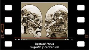 Sigmund Freud. Biografía y Caricaturas