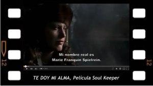 "Película sobre Sabina Spilreim ""Te doy mi alma"""