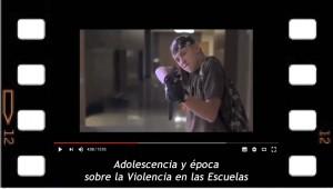 Adolescencia y época. sobre la Violencia en las Escuelas.