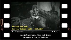 Adolescencia. La edad del deseo. Entrevista a Silvia Salman