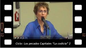 Ciclo los pecados capitales 2 La Codiciacon Amanda Goya