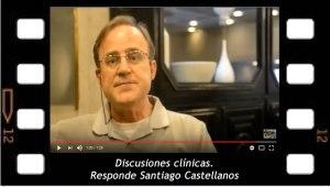 Discusiones clínicas responde Santiago Castellanos