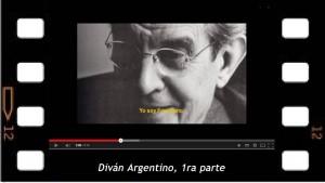 extracto segmento inicial Diván Argentino