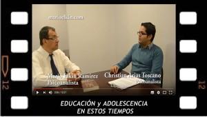 Educación y adolescencia en estos tiempos. Entrevista a Mario Elkin Ramírez