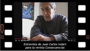 Entrevista a Juan Carlos Indart para la revista Consecuencias