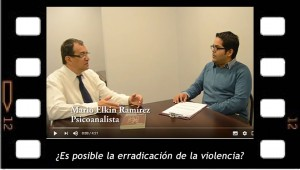 ¿Es posible erradicar la violencia? Entrevista a Mario Elkin Ramírez