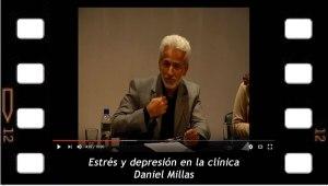 Estres y depresión en la clínica. Conferencia de Daniel Millas en la NEL-Medellín
