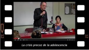 Guy Trobas. La crisis precoz de la adolescencia 1