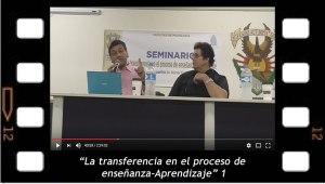 La transferencia en el proceso enseñanza aprendizaje 1