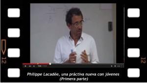 Phillipe Lacadée, Otra manera de trabajar con niños y adolescentes