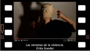 Las ventanas de la violencia. Erica Guedez
