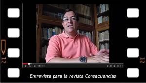 Entrevista para la revista Consecuencias, agresividad, violencia, adolescencia