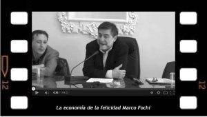 La economía de la felicidad, conferencia de Marco Focchi