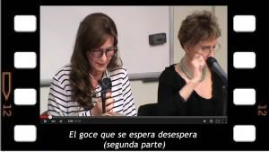 El goce que se espera nos desespera, 2 con Rosa López