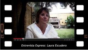 Entrevista Express a Laura Escudero