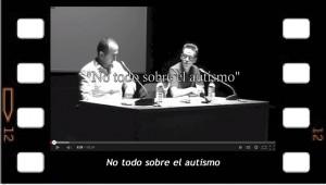 No todo sobre el autismo. Presentación del libro de Iván Ruiz