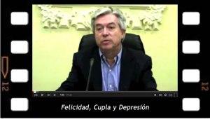 """Manuel Blanco, conferencia sobre """"Felicidad, Culpa y Depresión"""""""