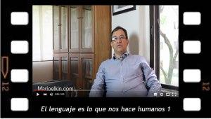El lenguaje nos hace humanos 1. Breve explicación de Mario Elkin Ramírez